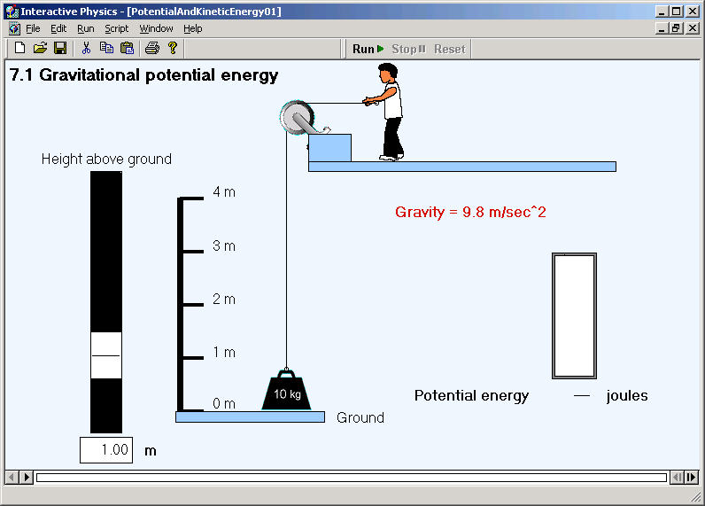 Interactive Physics Workbook - Chapter 7.