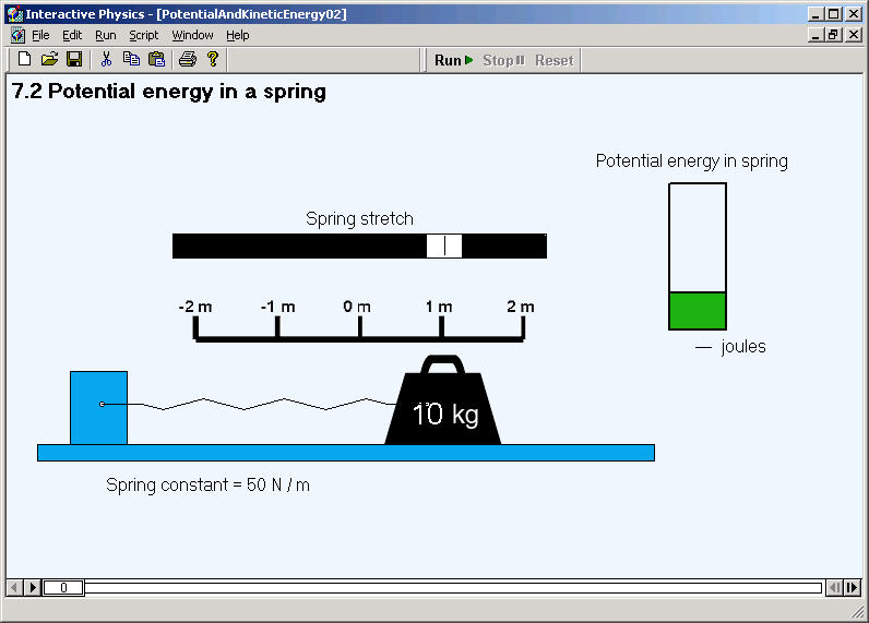 Interactive physics physics simulation software for the - Direct energie simulation ...